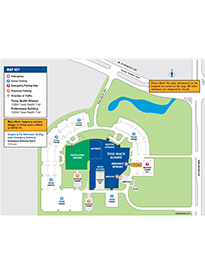 Texas Health Alliance Campus Map