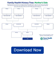 Heart Health Family Tree