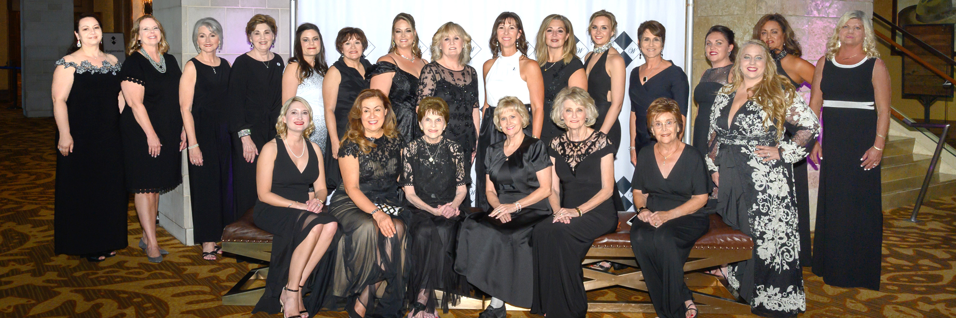 Black and White Gala Committee 2019
