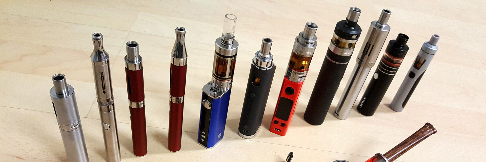 E-Cigarette Collection