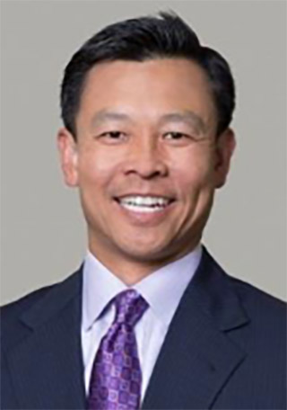 Lawrence Hum, M.D., chair, Physician Leadership Council