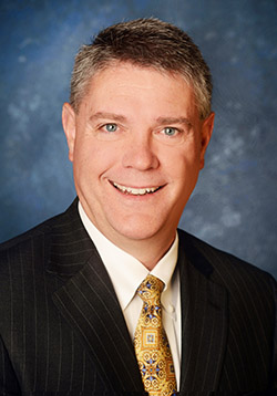 Christopher Leu, President, Texas Health Stephenville