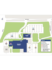 Texas Health Mansfield campus map