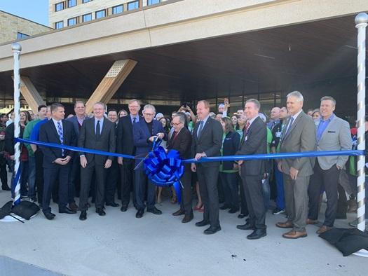 System Ut Southwestern Celebrate Grand Opening Of Frisco Hospital