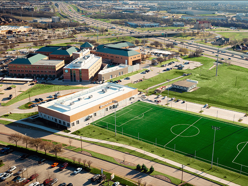 Texas Health Athlete Complex