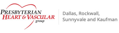 Presbyterian Heart & Vascular Group - Dallas, Rockwall, Sunnyvale and Kaufman